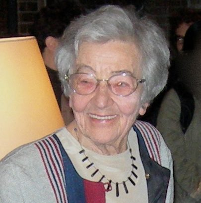 Dr. Ursula Franklin, physicist and social activist, died on July 22, 2016.