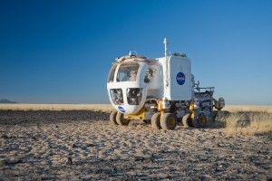 SEV rover Martian
