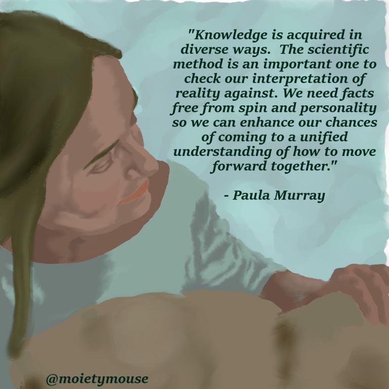 Paula Murray image by Hannah Brazeau