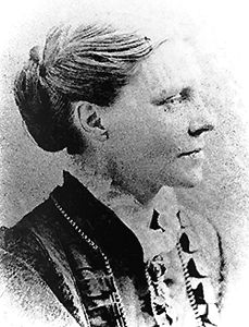 Jennie Kidd Trout was Canada's first female physician, licensed in 1875