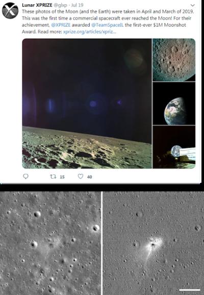 LunarXPrize_tweet_Beresheet_photos