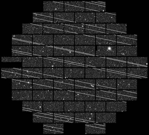 Tiled images by National Optical Astronomy Observatory/Association of Universities for Research in Astronomy/National Science Foundation, CC BY-NC 2.0