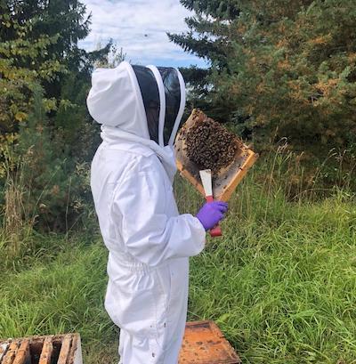 Emily Olson_Alberta Bee Inspector