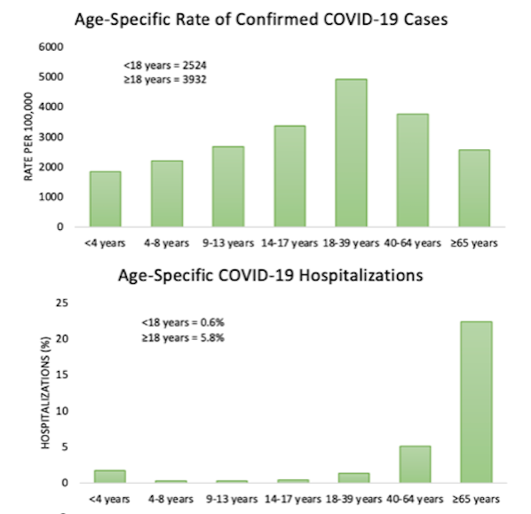 Graphs by the author, based on Public Health Ontario's Epidemiological Study data, CC0